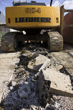 Liebherr 904 excavator Royalty Free Stock Photos