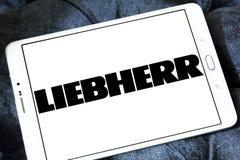 Liebherr grupy logo Fotografia Stock