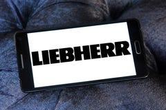 Liebherr grupy logo Fotografia Royalty Free