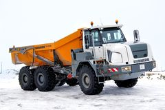 Liebherr TA 230 Stock Images