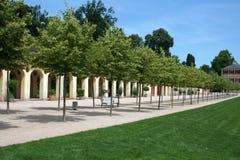 Lieblingspalast-Garten Stockbild
