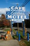 Liebloses Motel lizenzfreies stockbild