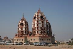 Liebres Krishna Temple Imagen de archivo