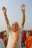 Liebres Rama Hare Krishna Fotos de archivo libres de regalías