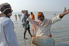 Liebres Rama Hare Krishna Fotografía de archivo libre de regalías