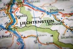 Liechtenstein Obrazy Royalty Free