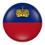 Liechtenstein button Royalty Free Stock Image