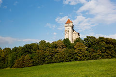 Liechtenstein Castle Stock Photo