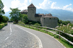 Liechtenstein Castle Stock Images