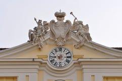 Liechtenstein Castle Wilfersdorf ,Austria, Royalty Free Stock Photos
