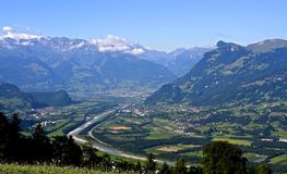 Liechtenstein. Royalty Free Stock Photography