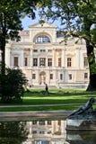 Liechtenstein muzeum Zdjęcia Royalty Free