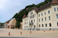 Liechtenstein obywatela archiwa zdjęcia stock