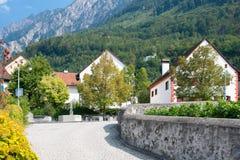 Liechtenstein in september Stock Images