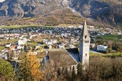 Liechtenstein Valley Royalty Free Stock Photography