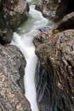 Liechtensteinklamm (desfiladeiro) de Liechtenstein Áustria Fotos de Stock
