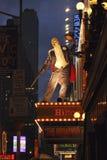 Lied en dans, New York Stock Foto