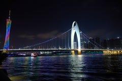 LieDe-Brücke Stockfotos