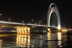 Liede bridge Royalty Free Stock Photography
