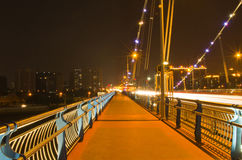 Liede bridge in Guangzhou Stock Image