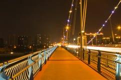 Liede bridge in Guangzhou Stock Image