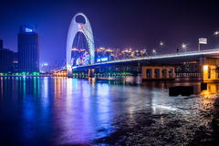 Liede Bridge Royalty Free Stock Images