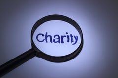 liefdadigheid Stock Foto's