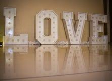 Liefde Stock Afbeelding