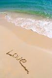Liefde? royalty-vrije stock foto