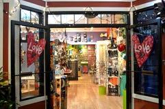 Liefde aan Winkel stock foto's