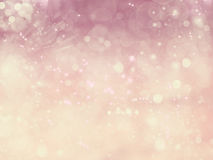 Liefde abstracte achtergrond glanzende sterren kleurrijke onduidelijke beelden Stock Afbeeldingen