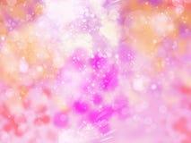 Liefde abstracte kleurrijke onduidelijke beelden als achtergrond ï ¿ ½ ï ¿ ½ ï ¿ ½ ï ¿ ½ Stock Afbeeldingen