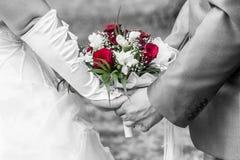 Liefde in de lucht Royalty-vrije Stock Fotografie