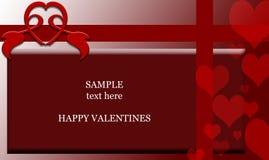 Liefde en Romaans royalty-vrije stock afbeelding