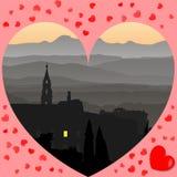Liefde Europa Stock Foto's