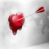 Liefde op al leven Stock Fotografie