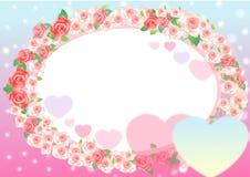 Liefde van bloem Royalty-vrije Stock Foto's