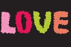 Liefde van verscheidene harten Royalty-vrije Stock Afbeeldingen