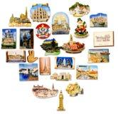 Liefde voor reis Royalty-vrije Stock Afbeeldingen