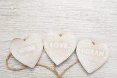 Liefde, wens, droom royalty-vrije stock afbeelding