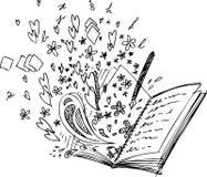 Liefdeboek royalty-vrije stock foto