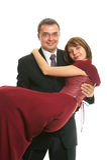 In liefdepaar Royalty-vrije Stock Afbeeldingen
