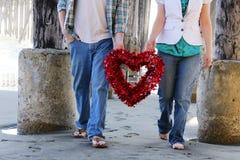 Liefdepaar Stock Fotografie