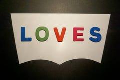 liefdes stock afbeelding