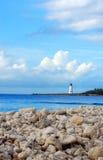 Lieferungs-ahoi Leuchtturm Lizenzfreies Stockfoto