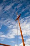 Lieferungs-Mast Stockbilder