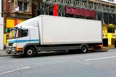 Lieferwagen lizenzfreie stockbilder