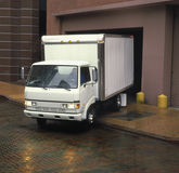 Lieferwagen Lizenzfreies Stockfoto