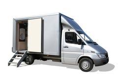 Lieferwagen stockfoto