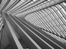 Liege-Guillemins Royalty Free Stock Images
